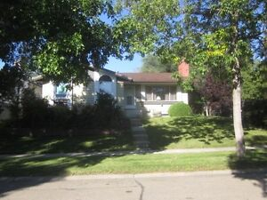 Gradin Main Floor Bungalow Home For Rent