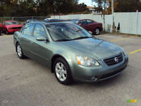 Nissan altima 2003 full equipped. Automatic Toit Cuir! 2499$