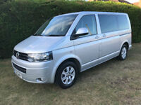 2012 Volkswagen Caravelle 2.0TDI ( 140PS ) SWB SE - T5.1 - Immaculate one owner