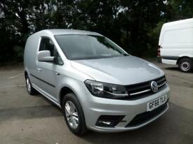 Volkswagen Caddy 2.0 Tdi Bluemotion Tech 102Ps Highline Van EURO 6 DIESEL (2016)