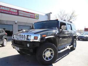 2005 HUMMER H2  *SUNROOF + LEATHER*