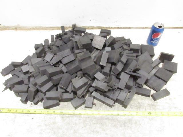 Carbon Graphite Scrap Pieces Mold Material 39 Lbs Various Shapes EDM Machine #2