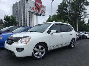 2007 Kia Rondo EX Premium Leather Loaded 7 passenger | CERTIFIED