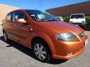 2006 Holden Barina Manual Hatchback Wangara Wanneroo Area Preview