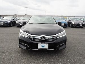 Honda Accord Touring Hybrid Rental