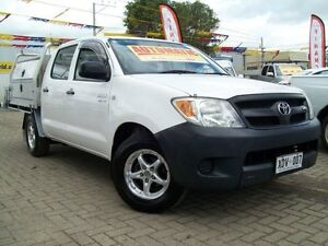 2005 Toyota Hilux GGN15R SR 5 Speed Automatic Dual Cab Pick-up Evanston South Gawler Area Preview