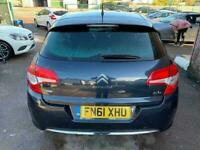 2011 Citroen C4 1.6 e-HDi Airdream Exclusive EGS6 5dr Hatchback Diesel Automatic