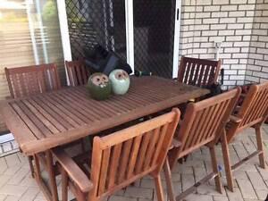 7 Piece outdoor furniture Underwood Logan Area Preview