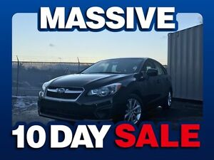 2012 Subaru Impreza 2.0i Touring Package ( MASSIVE 10 DAY SALE!