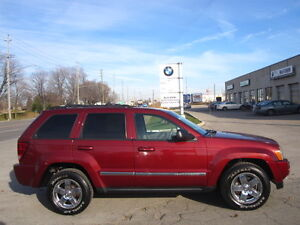 WINTER READY ! 2007 JEEP GRAND CHEROKEE