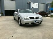 2006 Holden Vectra ZC MY05 Upgrade CD Silver 5 Speed Automatic Hatchback Newport Hobsons Bay Area Preview