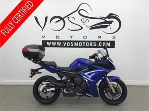 2009 Yamaha FZ6R- Stock#V2780- Free Delivery in the GTA**