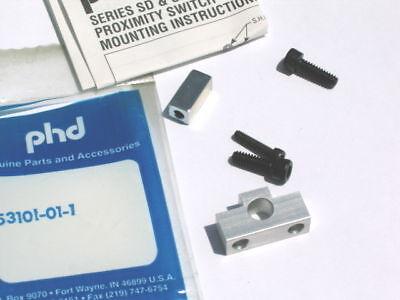 Phd Proximity Sensor Prox Switch Parts 53101-01-1 Mounting Bracket Mount New