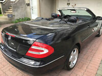 2004 Mercedes-Benz CLK-Class *AMG*Cabriolet ACCEPTE L'ECHANGE