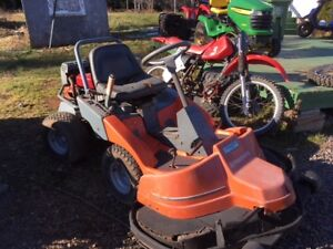 LOOKING FOR PARTS TRACTOR 1998 TO 2003 Husqvarna 1200