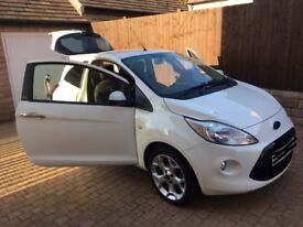 Very Low Mileage Ford KA in fantastic condition - 1 Previous Owner - Genuine Reason For Sale