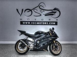 2009 Yamaha R6- Stock#V2747NP- **Free Delivery in the GTA