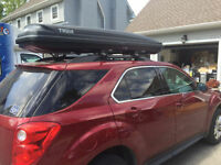 Thule Alpine 613 ski/snowboard boxes instock now free install