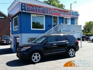 2011 Ford Explorer Limited 4WD **Leather/7 Passenger**