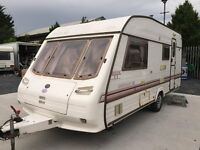 ****1995 Sterling Eccles Elite SE 4 Berth - Re-upholstered. Full Isabella Awning & Acces. *****