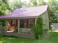 REDUCED!!! Beautiful and Private Cottage on 2.10 acres