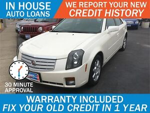 CADILLAC CTS - APPROVED IN 30 MINUTES! - HIGH RISK LOANS