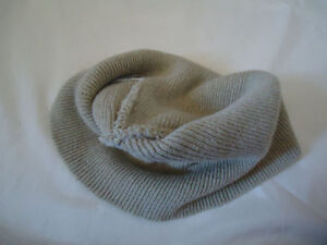 Beige Toque with Gray Skull Size 6-8 Years! Kingston Kingston Area image 3
