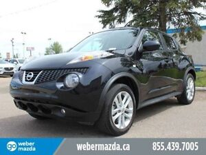 2012 Nissan Juke SL AWD - LOADED- MOON ROOF -NO FEES - WE FINANC