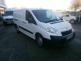 Peugeot Expert 1200 1.6 Hdi 90 L2H1 Van DIESEL MANUAL WHITE (2013)