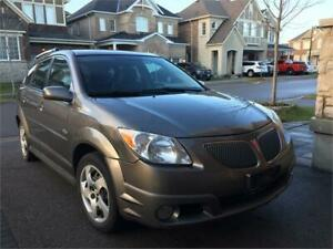 2007 Pontiac Vibe Solid Clean Economical Utility Family Wagon