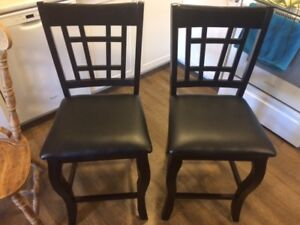 Bar/pub counter height chairs