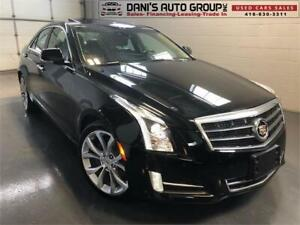 2014 Cadillac ATS Performance Navigation