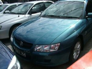 2004 Holden Commodore VZ Acclaim 4 Speed Automatic Wagon Coburg North Moreland Area Preview
