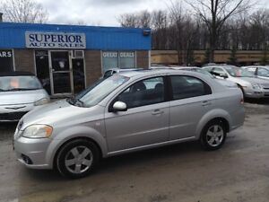 2007 Chevrolet Aveo LT Fully certified and Etested!