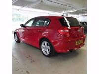 FINANCE AVAILABLE GOOD, BAD OR NO CREDIT**BMW 1 SEIES 116i 2.0 5DR**