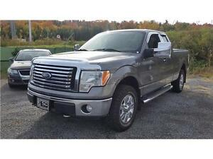 2010 FORD F-150 XTR , 4X4 , CAB PLUS