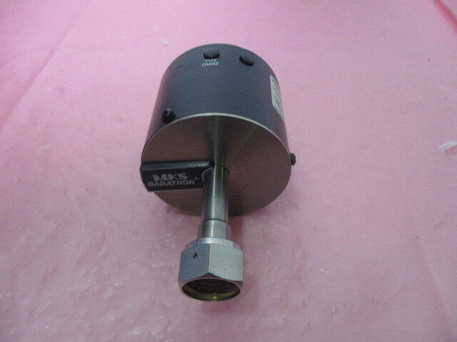 MKS 122BA-01000EB Baratron Pressure Transducer, 1000 Torr, 450086