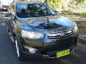 2013 Holden Captiva Wagon Ryde Ryde Area Preview