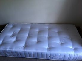 Almost new high quality mattress