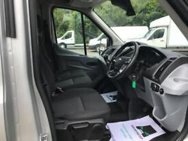 Ford Transit 350 L3 H2 VAN 125PS TREND EURO 5 DIESEL MANUAL SILVER (2016)