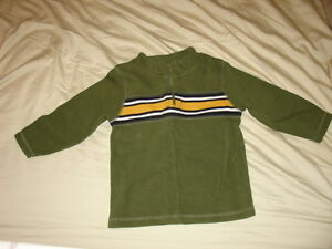 Gymboree long-sleeved knit jersey shirt