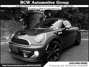 2012 MINI Cooper Roadster SOLD! $23,995.00 WOW!