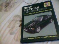 haynes workshop manuals x 4 £3 each, polo,bmw.307.rover. 07778055133