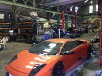 car sprayer / Car Painter Wanted full time job/ bodywork Gravesend Kent