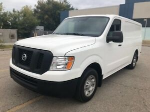 2012 Nissan NV2500 2 Passenger|Power Options|Low Roof|Shelves|