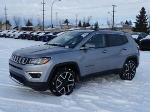 2019 Jeep Compass 4X4 LIMITED                   2.4L MULTIAIR I-