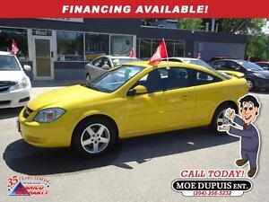2009 Chevrolet Cobalt LT,SPORTY 2 DOOR!! ONLY 105 000KMS!!