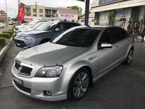 2015 Holden Caprice WN MY15 V Silver 6 Speed Auto Sports Mode Sedan Hamilton Newcastle Area Preview