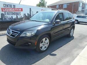 VOLKSWAGEN TIGUAN HIGHLINE 4 MOTION (NAVIGATION,BLUETOOTH)
