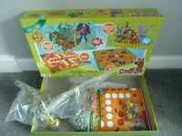 Children's game bundle - Scooby-Doo Activity Pack, Lined Up, Avengers Ludo & Planes 2 Jigsaw puzzle